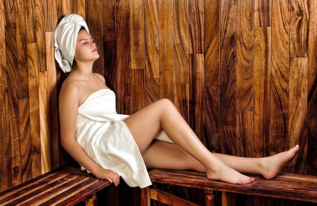 5 redenen om naar de sauna te gaan